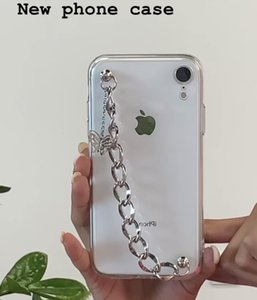 12promax Self made Butterfly Bracelet phone for goddess chain 11pro case