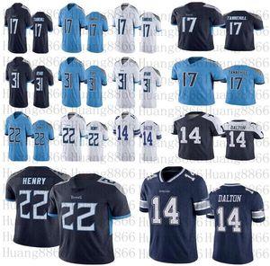 TennesseeTitans31 Kevin Byard 22 Derrick Henry 17 Ryan Tannehill DallasCowboys14 jerseys Andy Dalton