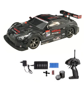 RC Car 4WD Drift Racing Car Championship 2.4G Off Road Radio Remote Control Vehicle Electronic Hobby Toys 201201