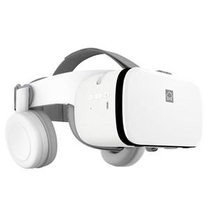 Gaming Z6 VR Réalité virtuelle 3D Lunettes 3D Casque VR Casque Bluetooth Connexion Box ou Smartphones W0107