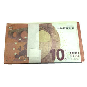 Fake Props Bills Magic Movie Wholesale Gifts H1 Toy Currency Bar Show Money Euro 100 Party Children Jvwdi Lrrmp