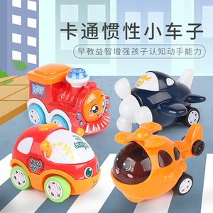 2020 Hot sale mini inertial pull back cars with action car model for kid to play
