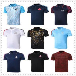 ريال مدريد الفانيلة مصمم قمصان بولو الرجال رجل مصمم قمصان بولو 2020 2021 كرة القدم جيرسي كرة القدم الفانيلة قميص كرة القدم