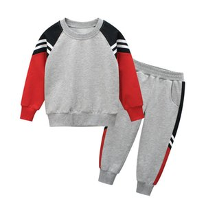 High Quality Child Children Clothing Sets For Boys Autumn Spring Sports Suits Kids Tracksuits 2021 Boy And Girl Sportswear