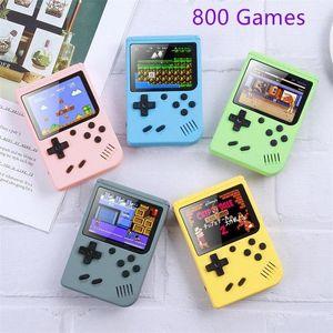800 en 1 jeu rétro jeu portable Pocket Pocket Console Mini Lecteur de poche pour lecteur pour enfants RetroidAid Pocket1