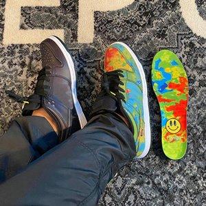 Low SB SP civilistas Travis Sports Shoes Scotts Dunk SB comunidade de baixa Garden Lemon Wash Medicom Toy Stussy cereja Strangelove Formadores Shoes