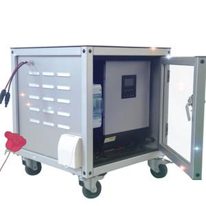 200W portable solar generator