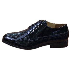 New Arrivals Mens Loafers Shoes Gentleman Business Dress Up Leather Shoes Triple Winter Plus Walking Wedding Party Size 38-45