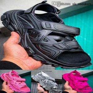 shoes casual slipper 12 35 size us slides ladies sandals sliders velcro mens youth track 2 46 tripler black luxury designer 5 eur men women