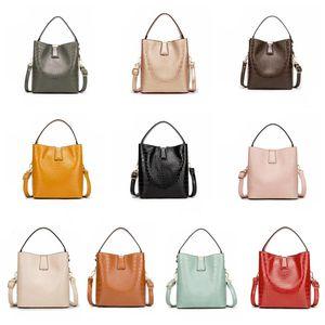 Designers Bags Fashionable Soft Leather Handbag Slant Crossbody Bag Large Single-Shoulder Bags Purse Casual High Quality Womens Bag NWC2628