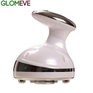 LED Ultrasonic Cavitation RF Body Slimming Machine Fat Burner RF Radio Frequency Anti Cellulite Lipo Ultrasound Massager Beauty
