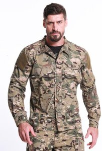 A660-001 Tactical Gear Outdoor Hunting Combat Shirts Camouflage