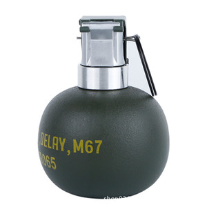 Traje Militar Airsoft M67 Frag Grenade Manequim Modelo Molle Sistema BB bolsa de plástico Tactical Wargame Paintball Acessórios Bola