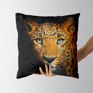 Various sizes pillow cover Cotton polyester Cute style Sofa Bed Home Animal pattern Decorative Pillowcases Pillow Case