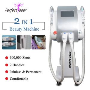 7 filtrelerle Yüksek kaliteli OPT SHR lazer epilasyon makinesi Elight akne kaldırma tertibatı fonksiyonlu IPL epilasyon güzellik ekipmanları