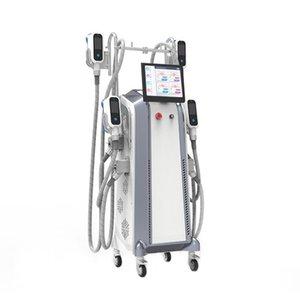 Многофункциональный Жир Уменьшить Cell Крио Heads Body Shaper устройства Лучший Замораживание жира клеток тела Крио машина для похудения