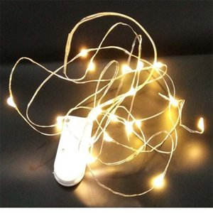 iE35Q LED-Laterne kreative Batterie Serienbatteriekette Lampenschnur Taste Kuchendekoration Kuchendekoration Heizlampe q9UWh Backen