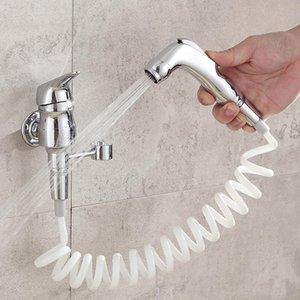 Duschkopf Bidet Für Set Kit Badezimmer Selbsthandhandreinigung Wasserhahn Toilette Sprayer Shai wmtJIN xhlight