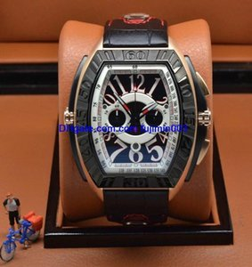2020 Luxury Watch Frank Mulier Quartz Os Movement Men Big Size Watch Including Button Width 54 .5 Small Dial Use Button Working 0349
