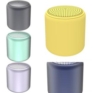 DKV Красочный Bluetooth Dual Wireless Speaker с MP3 MP3 Watch Speater Беспроводной открытый OUTOOR Bluetooth-динамики портативный AUX