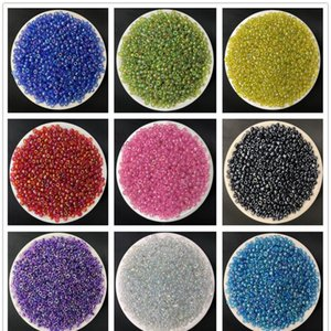 500pcs M Charm Czech Glass Seed Spacer Beads Color Ab Diy Bracelet Necklace Jewelry Making Acc bbyyNG