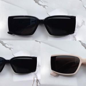 Deus New Fashio Net Ünlü Güneş Gözlüğü Erkekler ve Kadınlar için Uvstone, Wome için kare çerçeveler oluşturmak için üst plakaları kullanarak gözleri korur