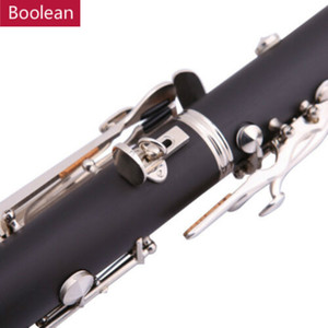 Professional performer clarinet in G tone laminated wood with good skin tone 4 orders
