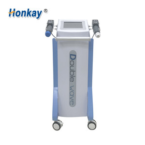 Hot Items shockwave therapy professional double channel shock wave equipment pain relief fat cellulite shockwave therapy for ED treatment