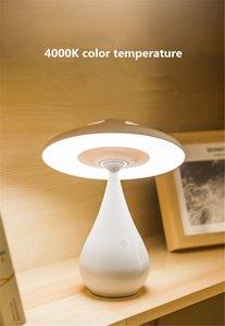 الإبداعية فطر اللمس الصمام الجدول مصباح الهواء تنقية الهواء الحديثة ضوء القراءة 48 المصابيح مكتب مصباح الإضاءة الداخلية لغرفة المعيشة
