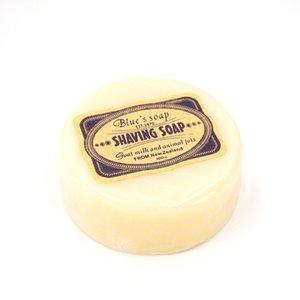 Pure Chèvre Lait Mousse de rasage pour hommes Fresh et confortable Crème Clean Face Barbou Soule de salon Barber Salon Outil Perle Shavi
