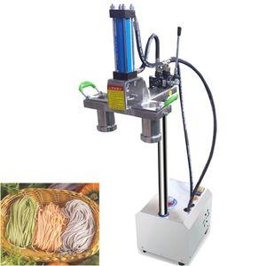 Multifuncional Noodle Making Machine Com 5 modelos diferentes, Noodle máquina de pressão hidráulica Ramen Noodle faz a máquina