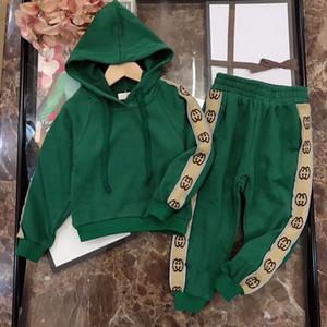 2020 nouvel automne hiver 2 pièces tout-petits vêtements pour enfants Set bébé fille garçon Tenues Ensembles pantalons costumes de vêtements pour bébés enfants
