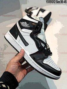 Top OG Bred Toe Chicago Banned Game Royal Basketball Shoes Men Women 1s Shattered Backboard Shadow Multicolor Sneaker
