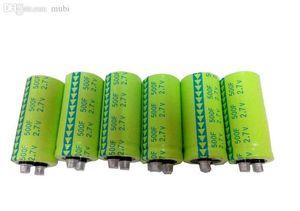 Wholesale-6 X Super Capacitor 2.7v5 bbymLc garden2010