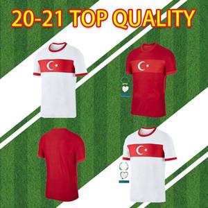 2020 Turchia Euro Maillot delet 20 21 Yazici Caglar Söyüncü Demiral Ozan Kabak Calhanoglu Celik Camicie da calcio Turchia Football Football Unif