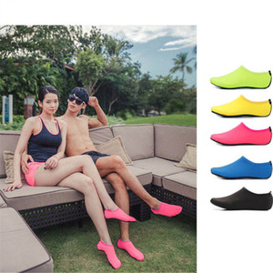 Unisex Men Women Water Shoes Beach Sandals Female Quick Dry Sea Slippers Diving Swimming Outdoors Sportswear Yoga Socks New Style
