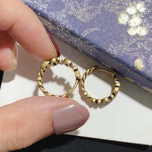 Boucles d'oreilles de bijoux élevés Boucles d'oreilles Diamond Expédition gratuite