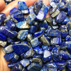 Naturstein apis Lazuli Crushed Fischglas Fleshy Miniatur Rockery Unregelmäßige Raue Dekorieren Steine Ornaments Wassertank 2 2SY M2