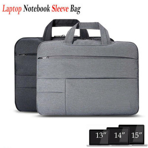 "Notebook Laptop Computer Sleeve Carry Case Bag Oxford Handbag For Mac MacBook Air Pro 13""14""15"""