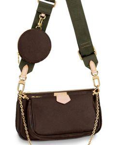 2020 сумки сумки состязания женские дизайнерские сумки Multi Pochette Accessoires мода мужчины маленький Duffle Bag Chean Chain Chrossbody сумка известная