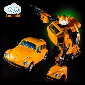 Lensple G1 mp21 18cm transform metal robot toy alloy kBb mp-21 super size Ko TF action statues collection robot toy gift