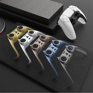 Colorful PS5 Game Controller Case Striscia decorativa per PS5 PlayStation 5 Controller wireless PC Duro PC Decorativo Striscia di ricambio fai da te