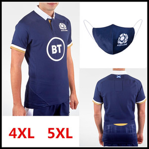 Hot sales 2021 Six Nations jersey Ireland Scotland HOME away Rugby Jerseys Shirt International League Rugby jersey shirt big size s-5xl