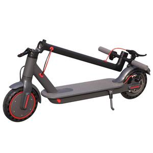 [EU NO NO TASE] MUNKEEL SMART SCOOTER MK083 Foldable Skateboard 최대 속도 25km / h 36V 전기 스쿠터 8.5 인치 MK083 접이식 킥 스쿠터