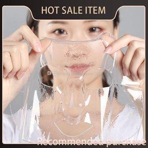 Yeni Cilt Kolajen Protein Şeffaf Essen Nemlendirici Bakım Fa Jelly Nemlendirici Yüz 7pcs / Kutu Yeni Skin Mask Maske Kollajen Pro Qfrr