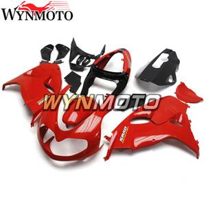 Bodywork pour Suzuki TL1000R 1998 1999 2000 2002 2003 2003 Farécences TL1000R 98 99 00 01 02 03 Couvre Injection en plastique ABS rouge