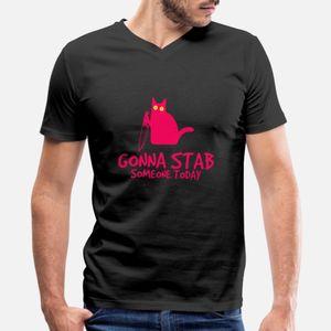 Cat Hangover Knife T Shirt Classic Horror Summer Tracksuit Hoodie Sweatshirt
