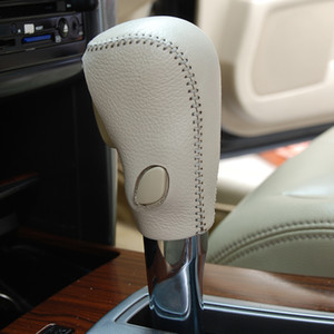 Для Nissan Teana Car Shift Shift Hollars, ручка для переключения автомобиля крышка защитная рукава для загрузки, рукав передач шестерней