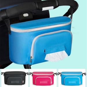 Stroller Storage Bag Baby Car Bag Mummy Must-Have Baby Car Accessories Back Accessories Organisateur Organizer