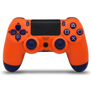 PS4 Wireless Controller Joystick Console Controllers Colorful Bluetooth gamepad for Sony Playstation Play station 4 Vibration with Box